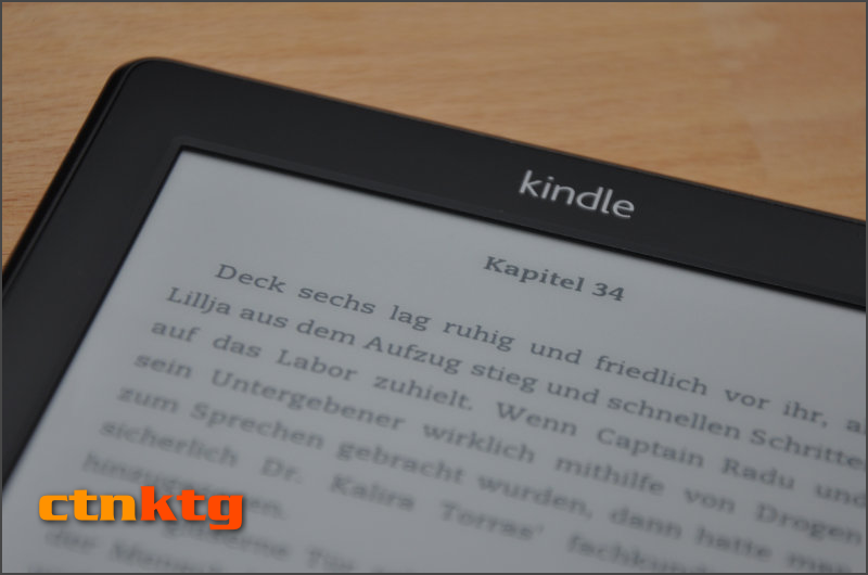 Kindle oder Kindle Paperwhite?